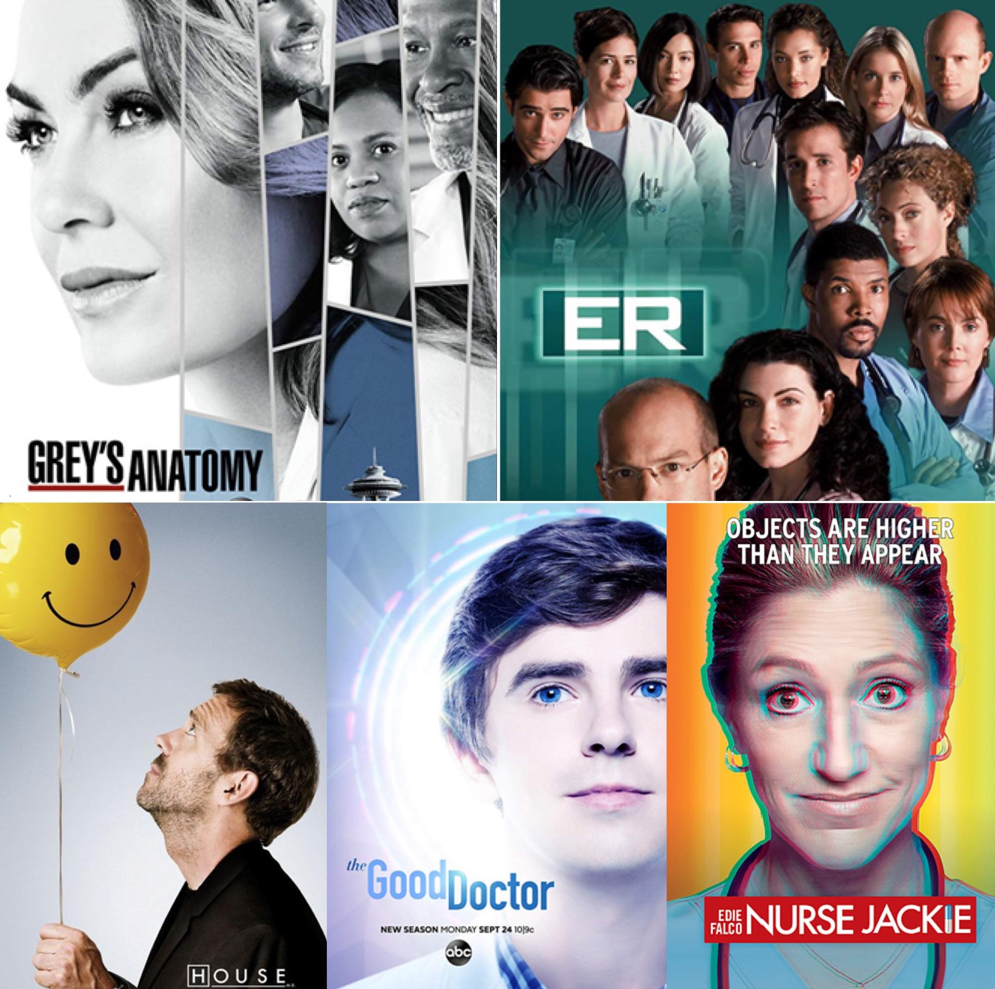 TOP 5 – najlepsze seriale medyczne – czynapewno?